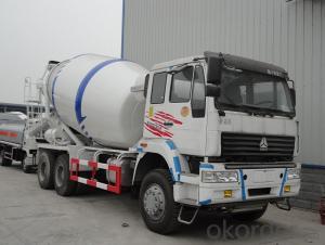 Concrete Mixer Truck  Hot Sale Camc of 8-10m3