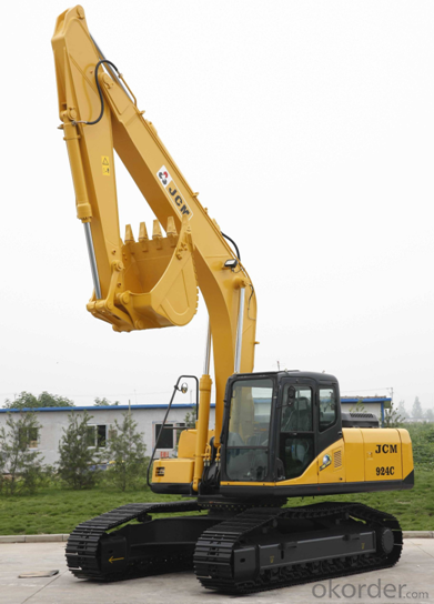 JCM927D Hydraulic Crawler Excavator Digger Mechanical Shovel