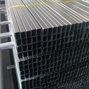 Economic Galvanized Steel Profile with High Quality