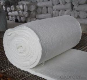 Ceramic Fiber Blanket Liners of Industrial Furnace Application