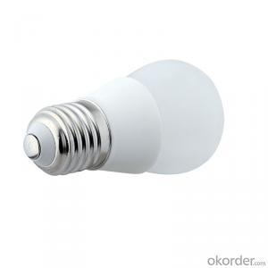 Warm light E27/B22 CE RoHS 3W LED Bulb Light