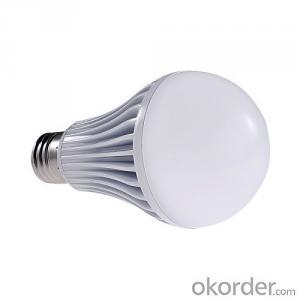 Warm/Pure/Cool White CE 9W E27/B22 LED Bulb Light