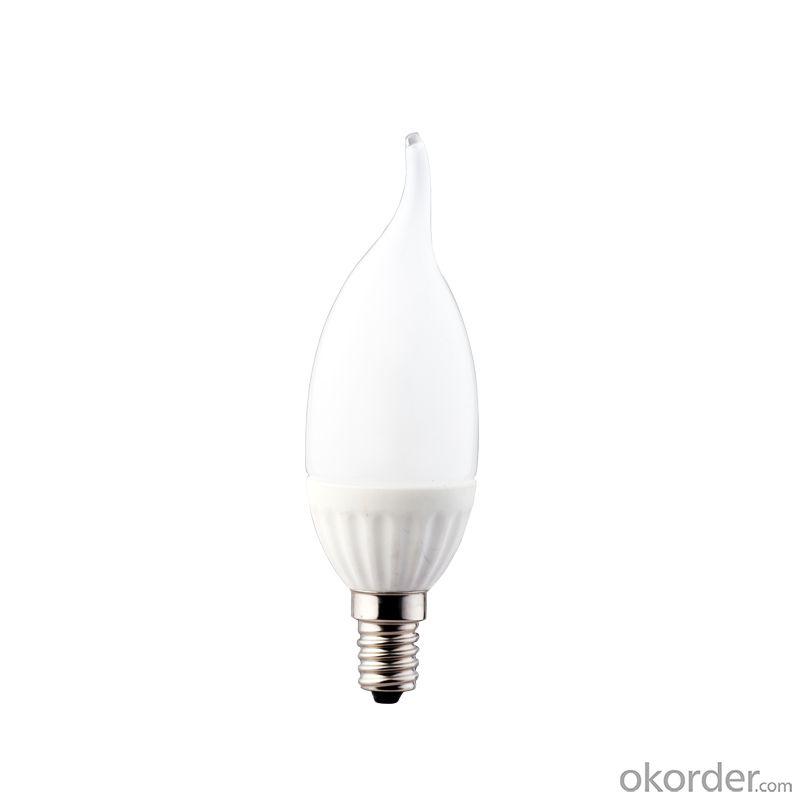 E12/E14 3W LED Candle Lamp,Warm & Neutral White,EPISTAR