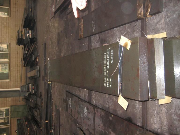 M2 Steel Flat Bar for Tool Steel