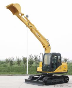 JCM908D Hydraulic Crawler Excavator Digger Mechanical Shovels