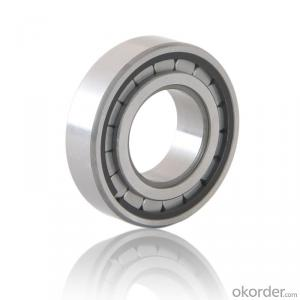N 204 E,Cylindrical Roller Bearing Used Mower Wheels Bearings