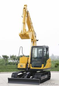 JCM907D Hydraulic Crawler Excavator Digger Mechanical Shovel