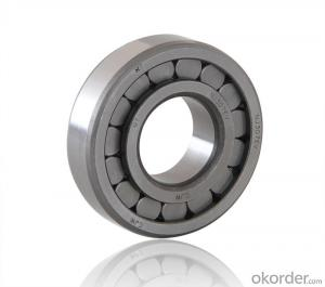 cylindrical roller bearing used mower wheels bearings NJ 202 E