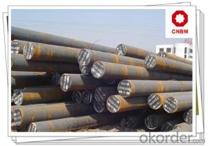 Hot Rolled Carbon Steel Round Bars S50C
