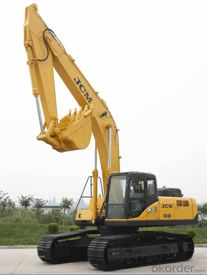 JCM933D Hydraulic Crawler Excavator Digger Mechanical Shovel