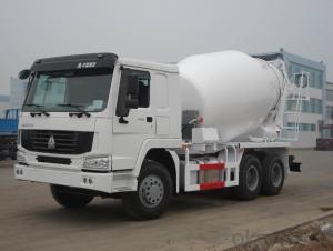 Concrete Mixing Truck 6cbm, Concrete Truck 6 Cbm for Sale