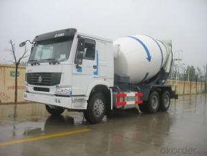 Concrete Mixer Truck  Hot Sale Camc of 8-10m3
