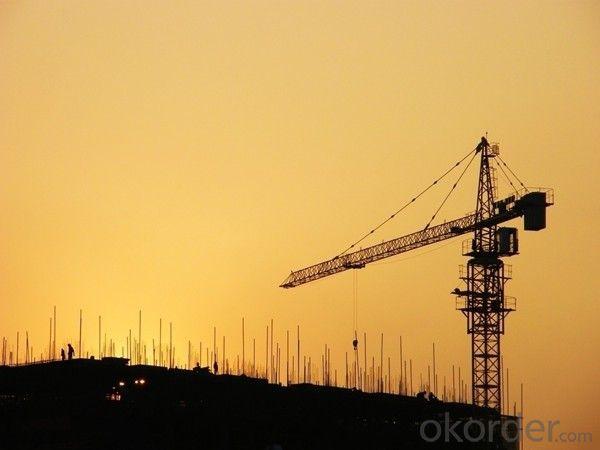 Tower Crane of Jing Kui Model Number QTZ56(5009)