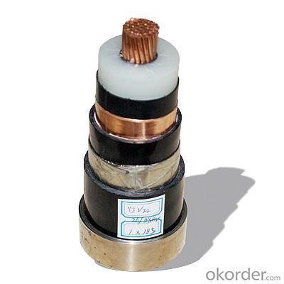A2XS FL 2Y / 2XS FL 2Y, 76 / 132 kV High Voltage Cables