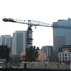 Tower Crane of Jing Kui Model Number QTZ60(TP4810)