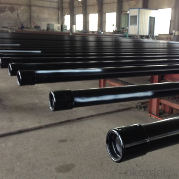 API Casing Tubing Seamless 5.5'  K55 14.27MM R2