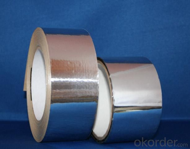 25Micro Thicness Adhesive Aluminum Foil Tape