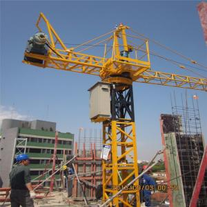 Tower Crane of Jing Kui Model Number QTZ4810