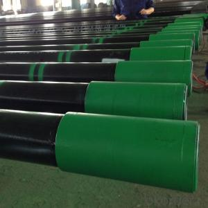 API Casing Tubing Seamless4.5''  K55 5MM R3
