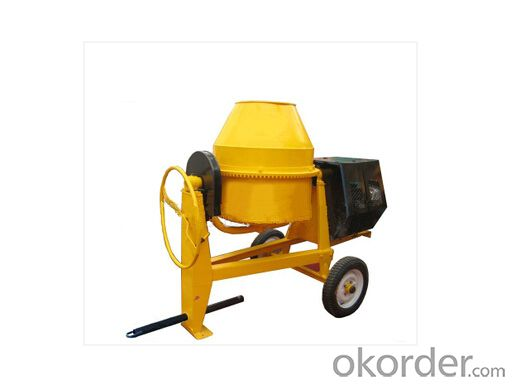 JZ250 Small Volume Drum Concrete Mixer for Sale