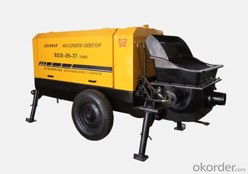 Disel Piston Motar Cement  Pump for Sale