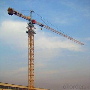 Tower Crane of Jing Kui Model Number 8T QTZ80(6010)