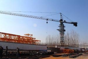 Tower Crane of Jing Kui Model Number QTZ80(5613)