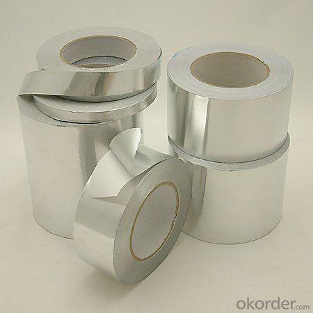 Seaming And Joint Bonding Aluminum Foil Tape