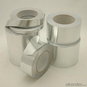Seaming And Joint Bonding Aluminum Foil Tape