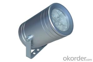 SMD E27/GU10/MR16 patented 5W led spotlight with CE ROHS UL