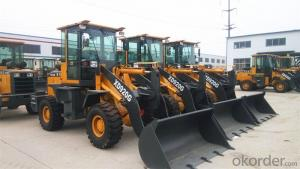 XD920G 1.5t Wheel Loader Payloader Bucket Capacity 0.8m3