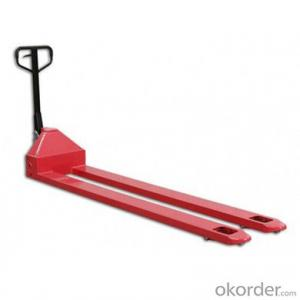 Four Way Pallet Truck (HPF Series)