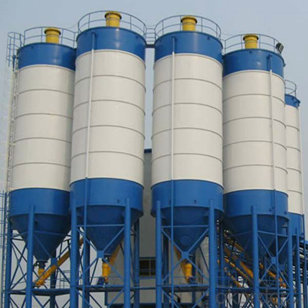 Hot Galvanized Hopper Silo Grain Silos Over 3000 Units Silo Under Well Use