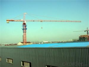 Tower Crane of Chang Li Model Number  QTZ/TC