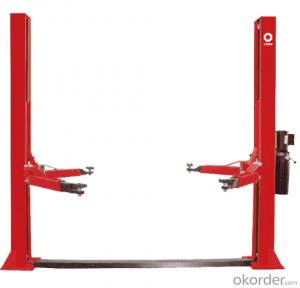 auto lift-two post lift-automotive service