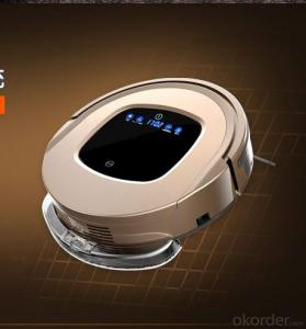 Strong Suction Power Auto Recharge Robot Vacuum Cleaner for Wet and Dry Cleaning