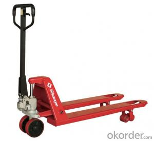 Hand Pallet Truck China Hot Sale 2ton  Nr20