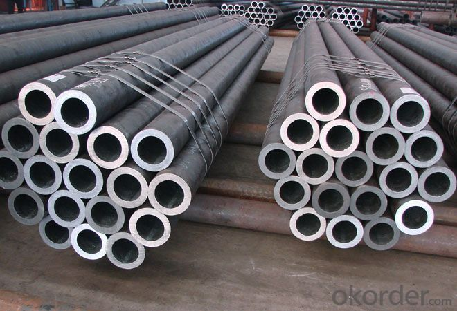 Carbon Steel Seamless Pipe ASTM A106/53 API 5L