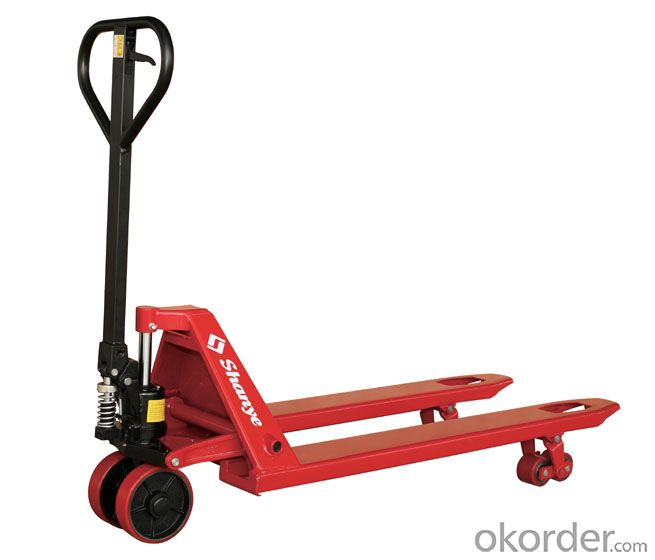 Low Put Pallet Truck  CE
