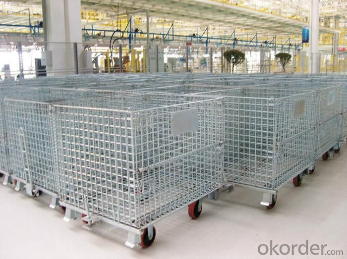 Foldable Cages / Portable Cages / Q345 Material