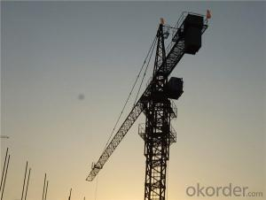 Tower Crane of Jing Kui Model Number QTZ63(5013)