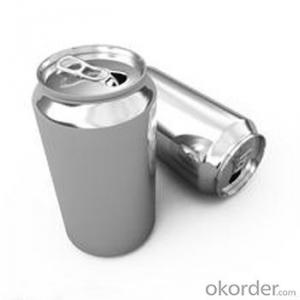 Aluminum Can Stock Can Body and Can pull