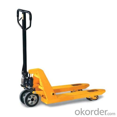 Pallet Truck 2000kg Electric Scale  (ABFC6-7/8)
