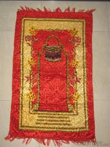 Cheap Muslim Prayer Rug Portable for Travel