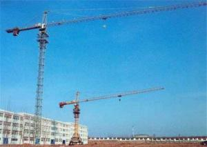 Tower Crane of Jing Kui Model Number  8T QTZ125(6015)