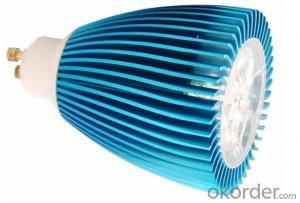 9W GU10 LED Spotlight Dimmable CREE COB Led bulb