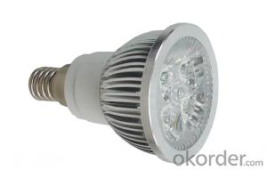 9W GU10 LED Spotlight Dimmable CREE COB Led bulb
