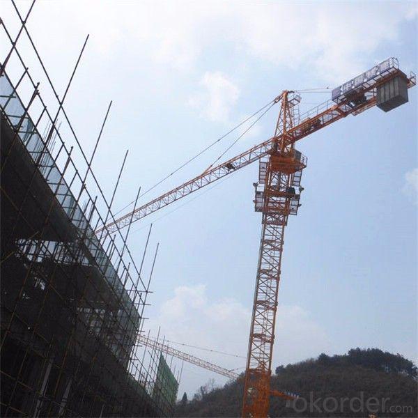Tower Crane of Chang Li Model Number  10T QTZ-63