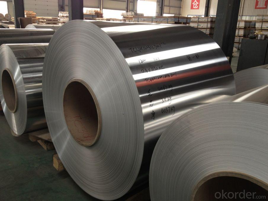 Aluminium Foil Industrial Application Stocks In Warehouse