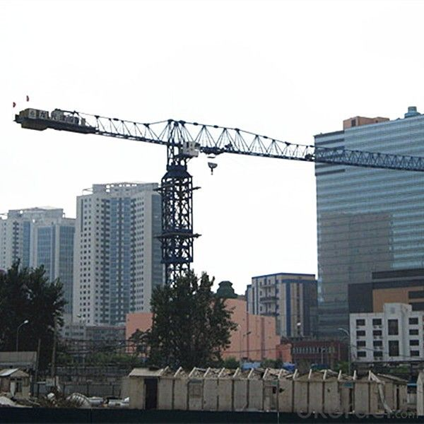 Tower Crane of Chang Li Model Number QTZ500(8031)